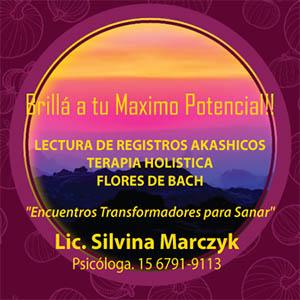 Lic. Silvina Marczyk