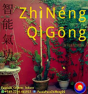Paso a Paso ZhiNeng QiGong