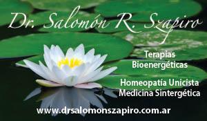 Dr. Salomón Szapiro