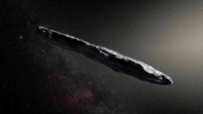 El asteroide Oumuamua podría ser una sonda dirigida