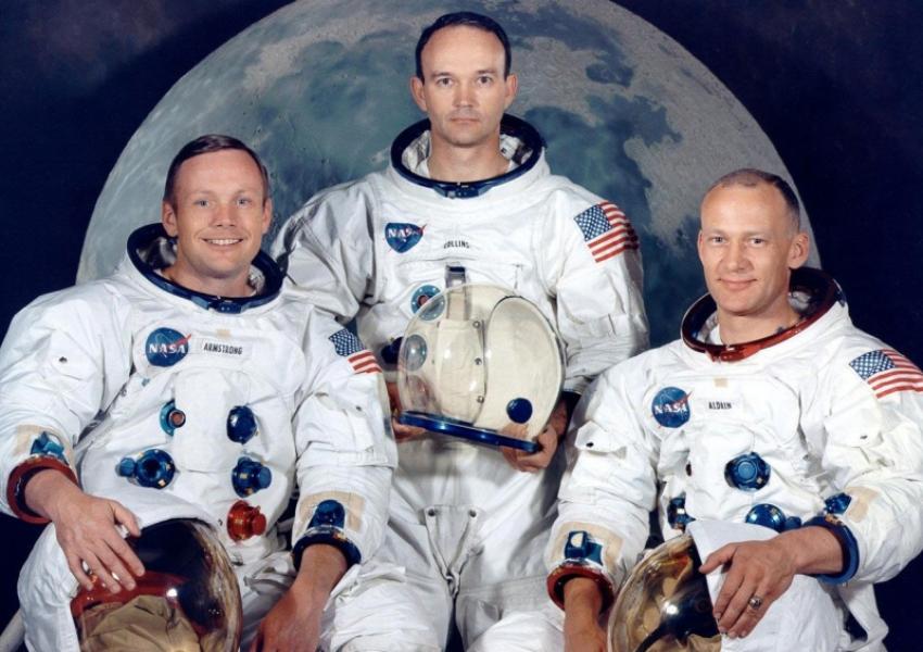 Por qué fue Neil Armstrong el primer hombre en pisar la Luna, y no Buzz Aldrin o Michael Collins