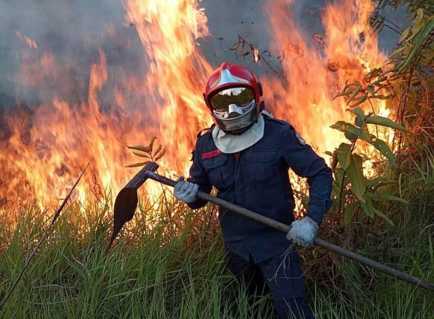 Bolsonaro enfrenta al mundo con su retórica mientras la Amazonía arde