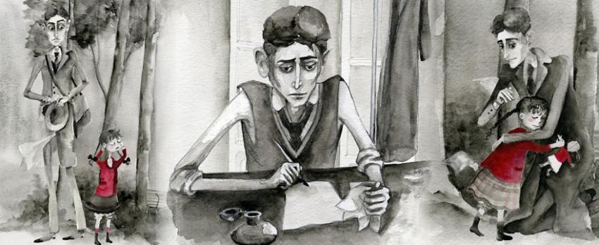 Kafka y la Muñeca...